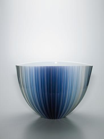 写真:彩釉鉢「奏」