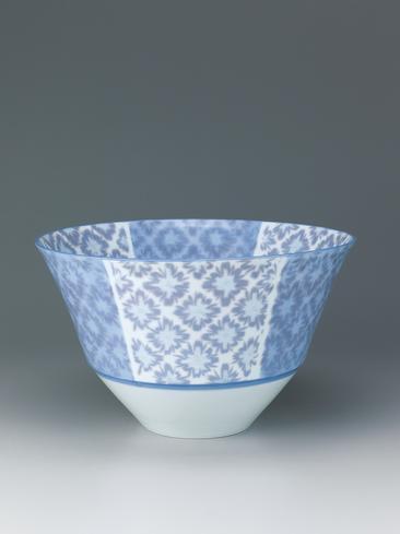 写真:釉裏彩華文鉢