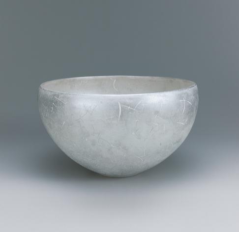 写真:銀彩鉢