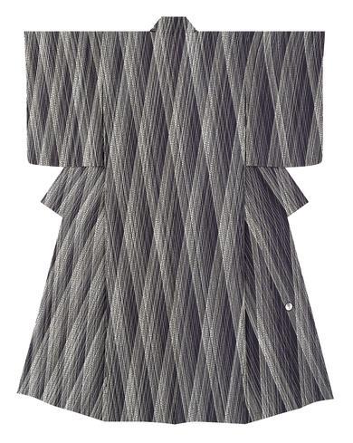 """写真:Formal kimono with design in yūzen dyeing. """"Entwined multiple threads"""""""