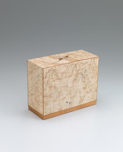 写真:楓有線寄木象嵌小箱「遥」