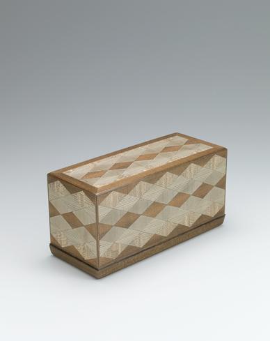 写真:神代木寄木箱