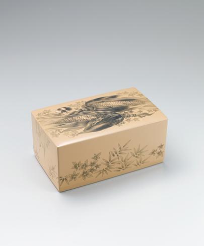 沈金箱「秋日」