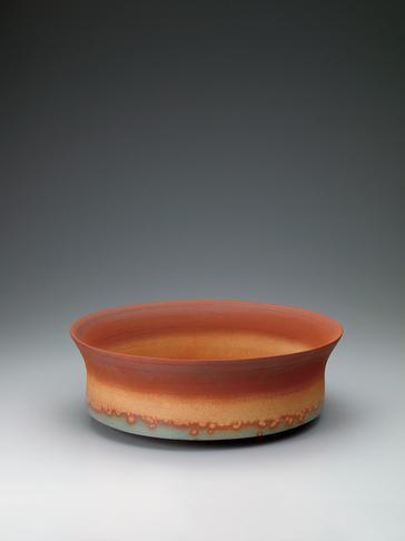 写真:窯変掛分鉢
