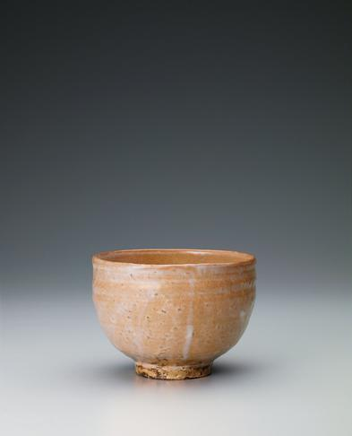 写真:萩茶碗
