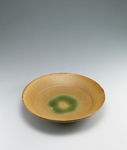 黄瀬戸大鉢