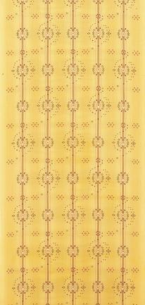 写真:木綿花織帯「祈り花ひらく」