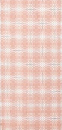 写真:市松花絽織着尺「花籠」
