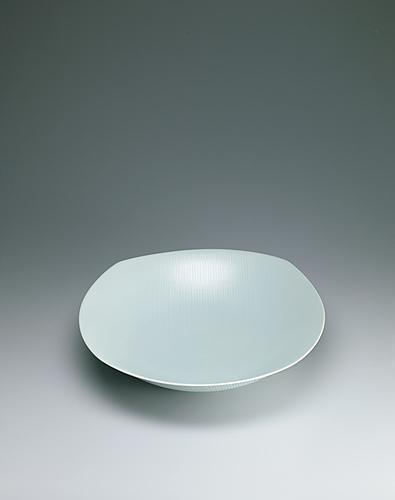 写真:釉象嵌鉢
