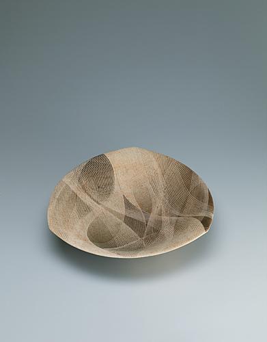 写真:布目彩色鉢