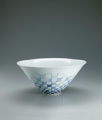 写真:染付大鉢