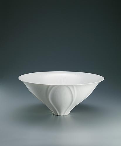 写真:真珠光彩鉢
