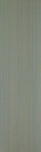 "写真:Yonezawa-hira weave cloth. ""Green ridges"""