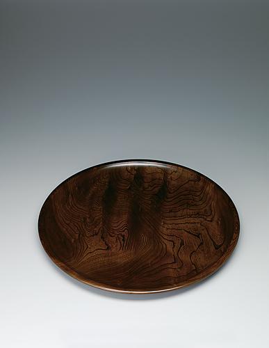 写真:欅造皿