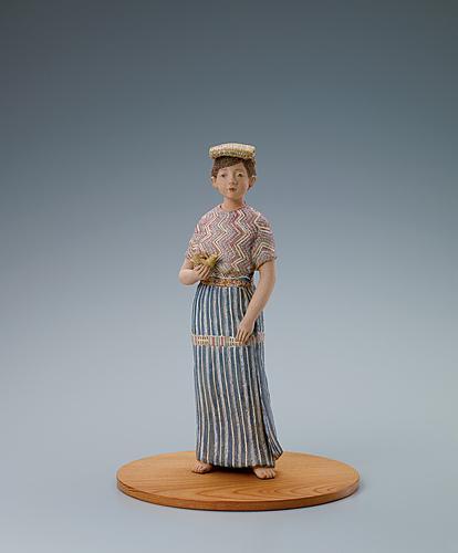 写真:陶象嵌彩色「メルカード(市場)」