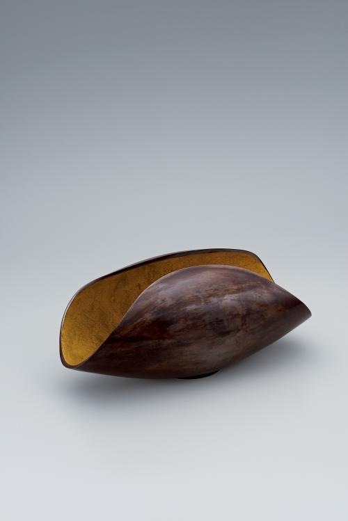 蠟型鋳銅金彩器