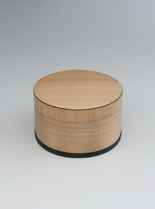 写真:木地折撓箱