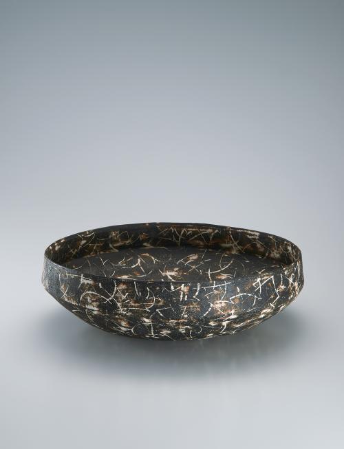 写真:彩泥象嵌鉢