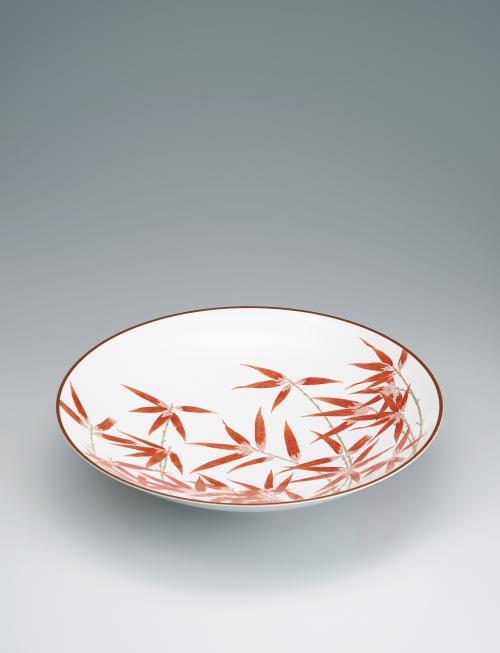 写真:濁手竹文鉢