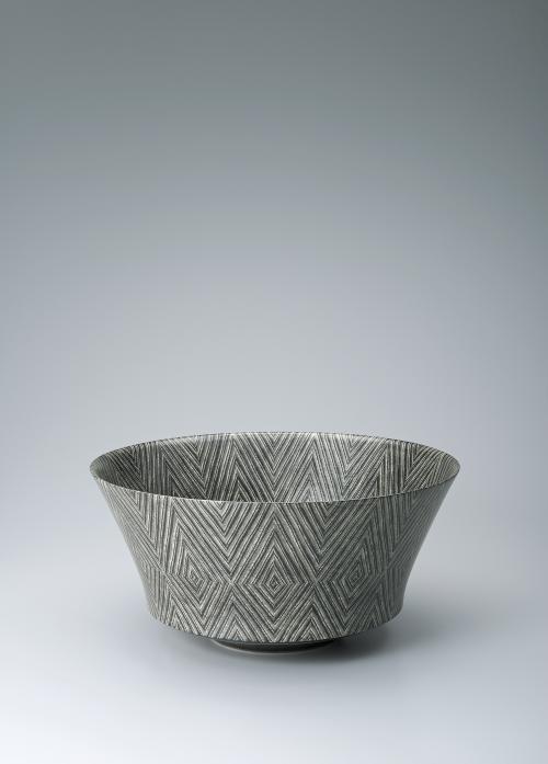 写真:色絵金銀彩鉢