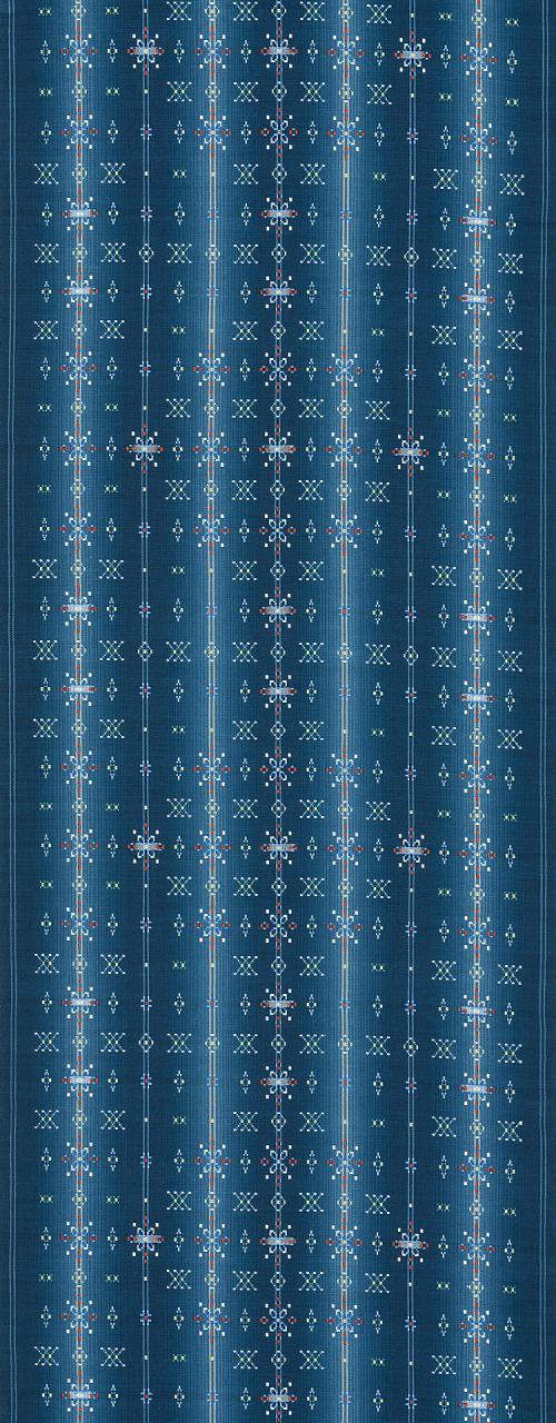 花織帯「クリスタル」