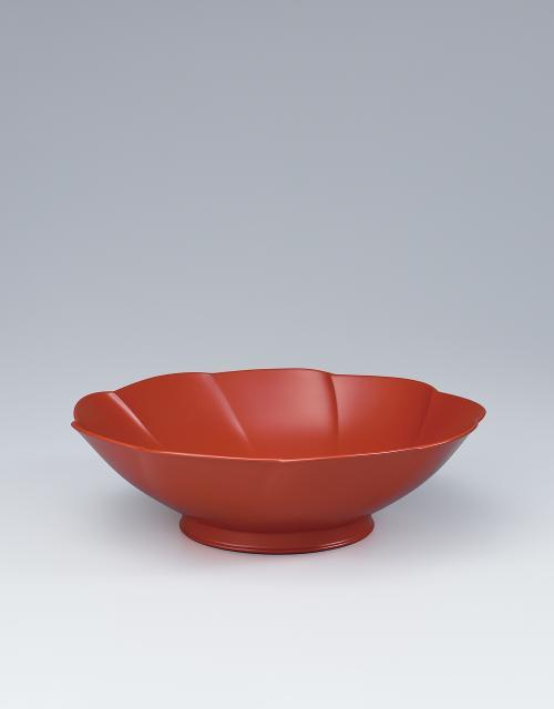 写真:乾漆輪花盛鉢