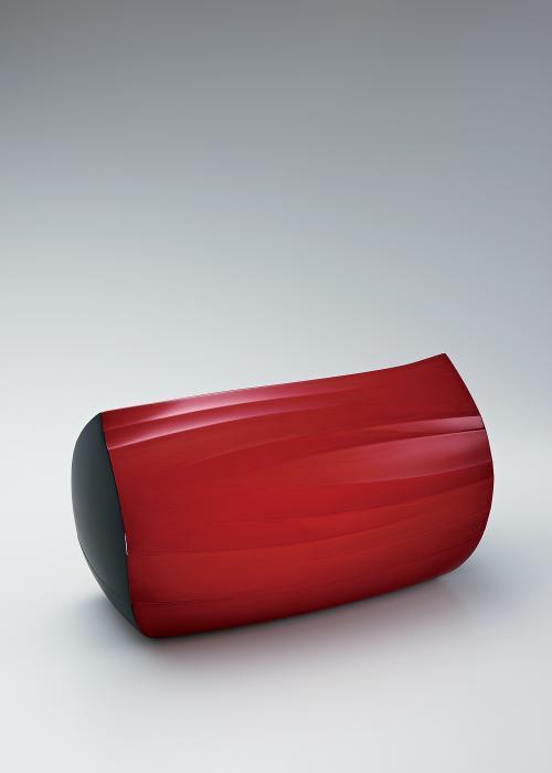 乾漆風の箱