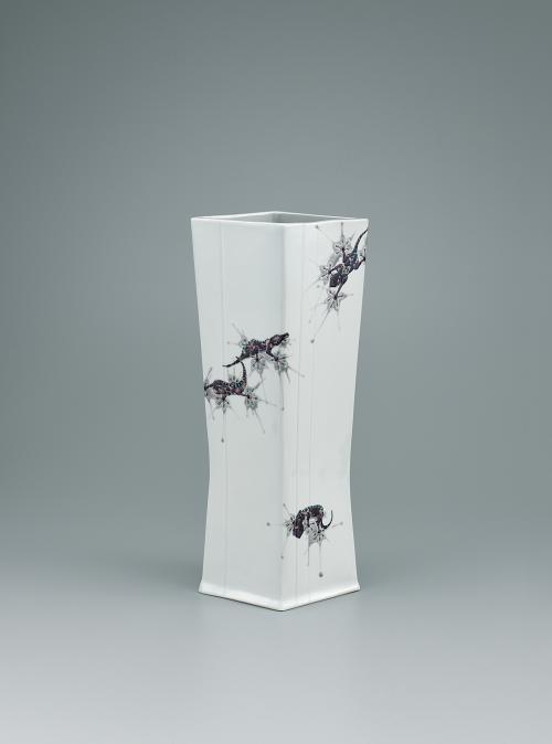 写真:花器「家守の絵」