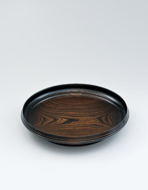 写真:欅造盛器