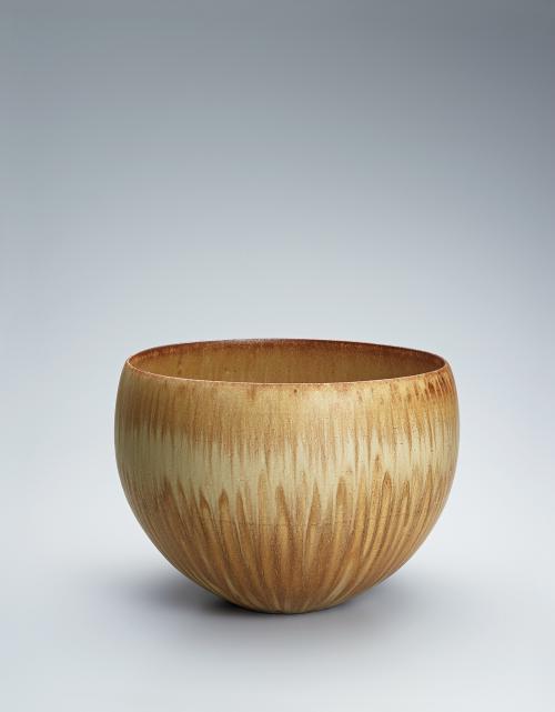 写真:黄瀬戸鉢