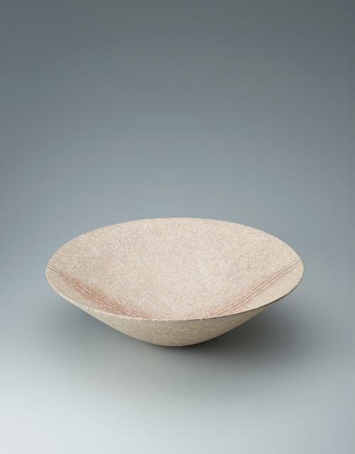 写真:吹泥白丹波金彩鉢