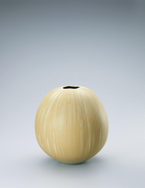 写真:陽向釉壺