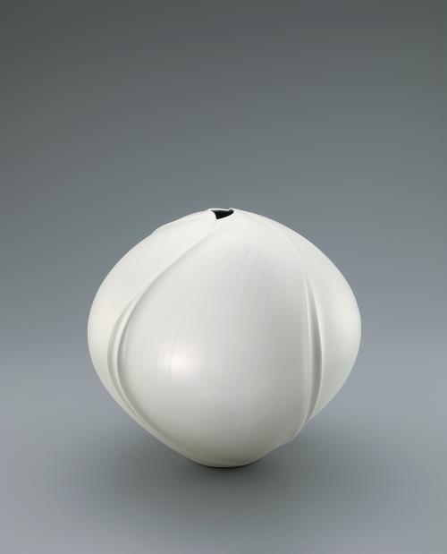 真珠光彩壺