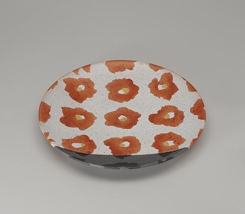 花文皿「椿」