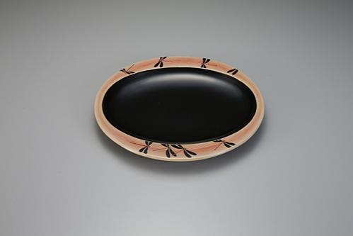 籃胎蒟醤皿