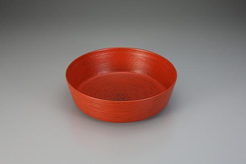 根来塗縄胎鉢