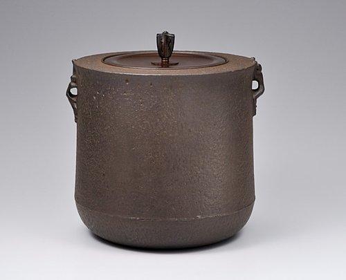 茶の湯釜「遥」