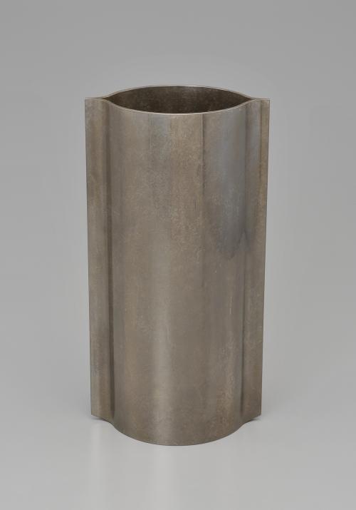 焼型鋳造 四分一花筒