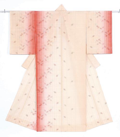 生絹着物「千桜の記憶」