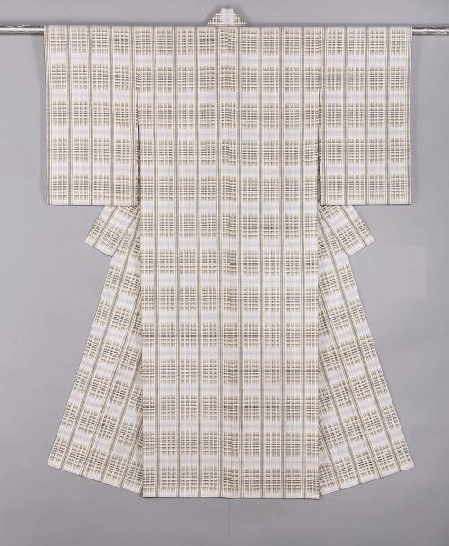 風通織木綿着物「ふきのとう」