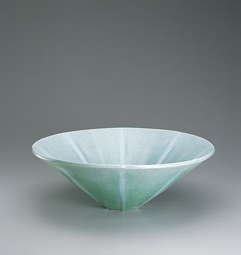 灰釉鉢「宙」