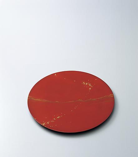 金胎蒔絵盛器「朱景」