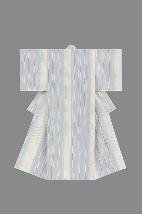 紬織着物「藤波」