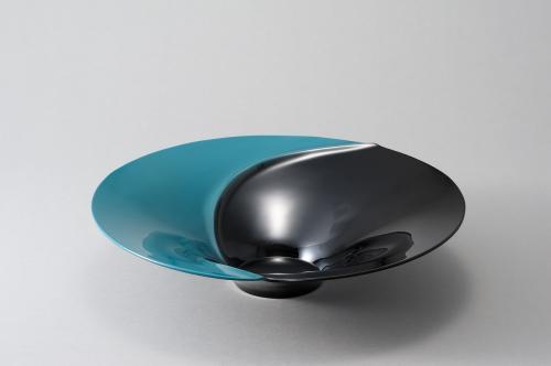 乾漆鉢「静」